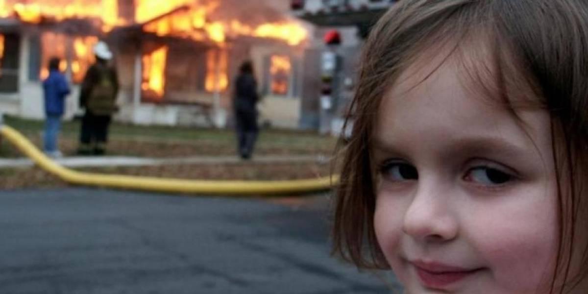 Fotos: Así luce la niña del meme 'Disaster Girl' ¡Sí, ya creció!