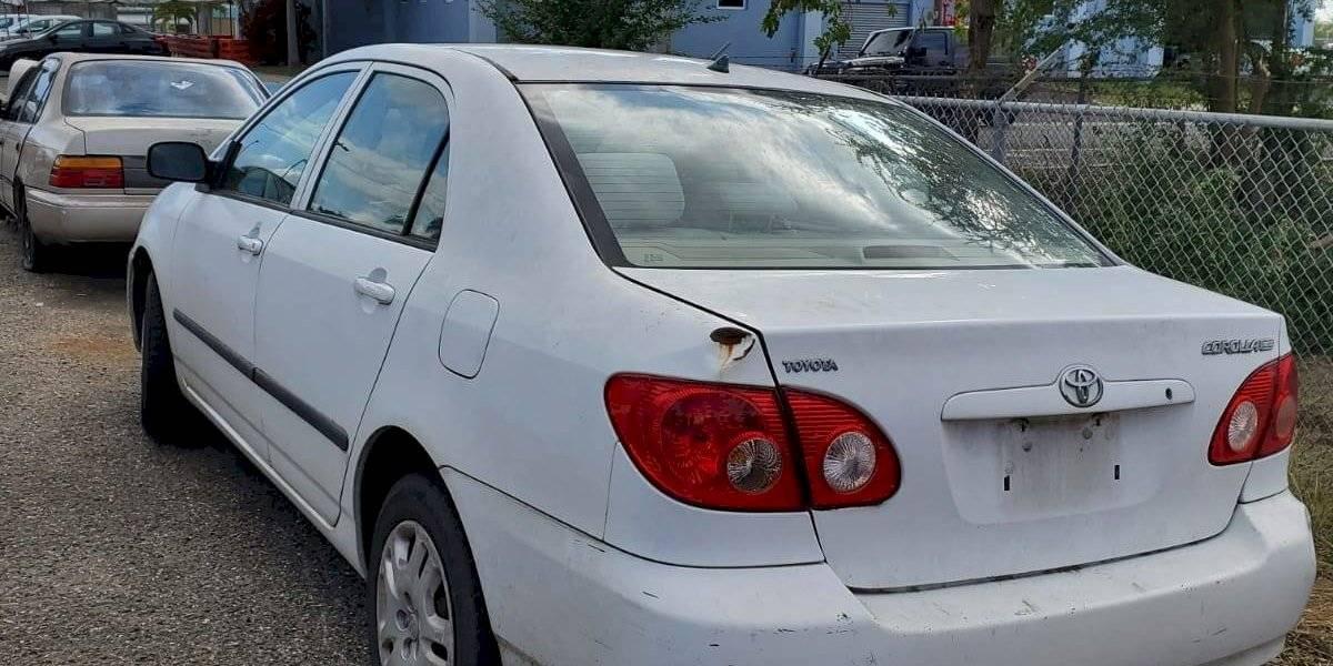 Arrestan hombre en Mayagüez que conducía con marbete falso y trató fugarse