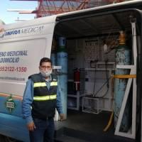 CDMX abre dos nuevas estaciones para recarga gratuita de oxígeno