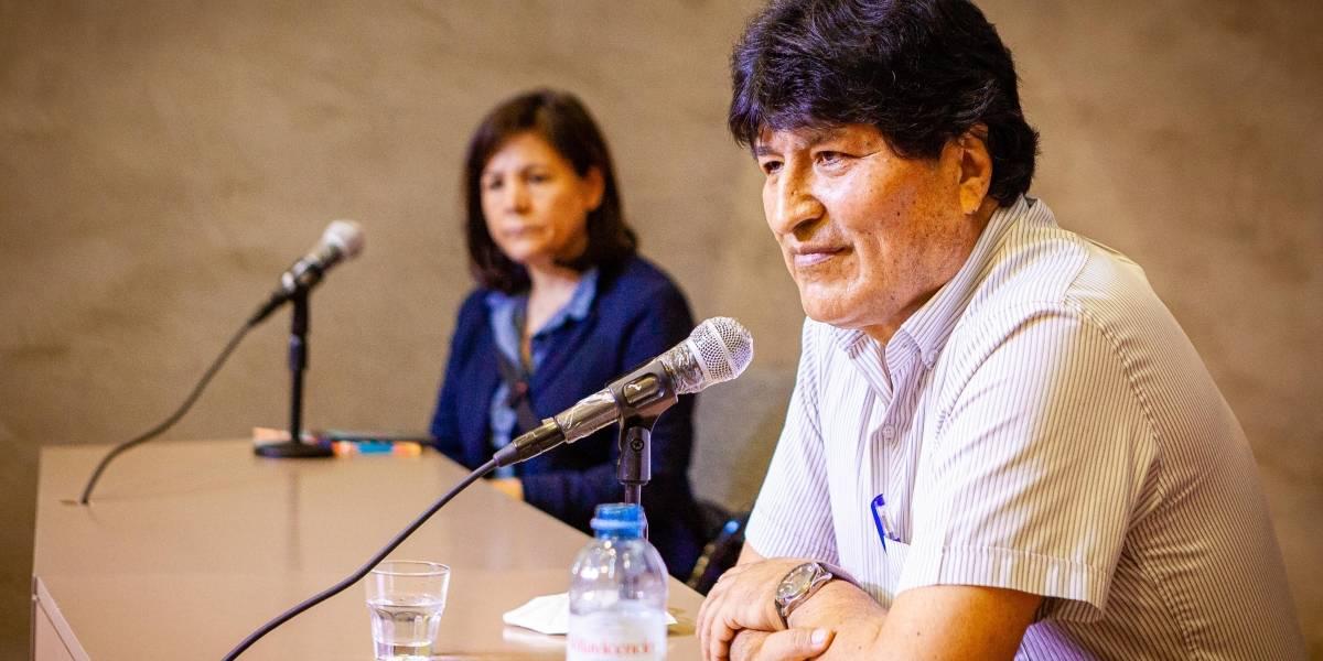 """Coronavirus.- Evo Morales confirma que ha """"derrotado"""" al coronavirus"""