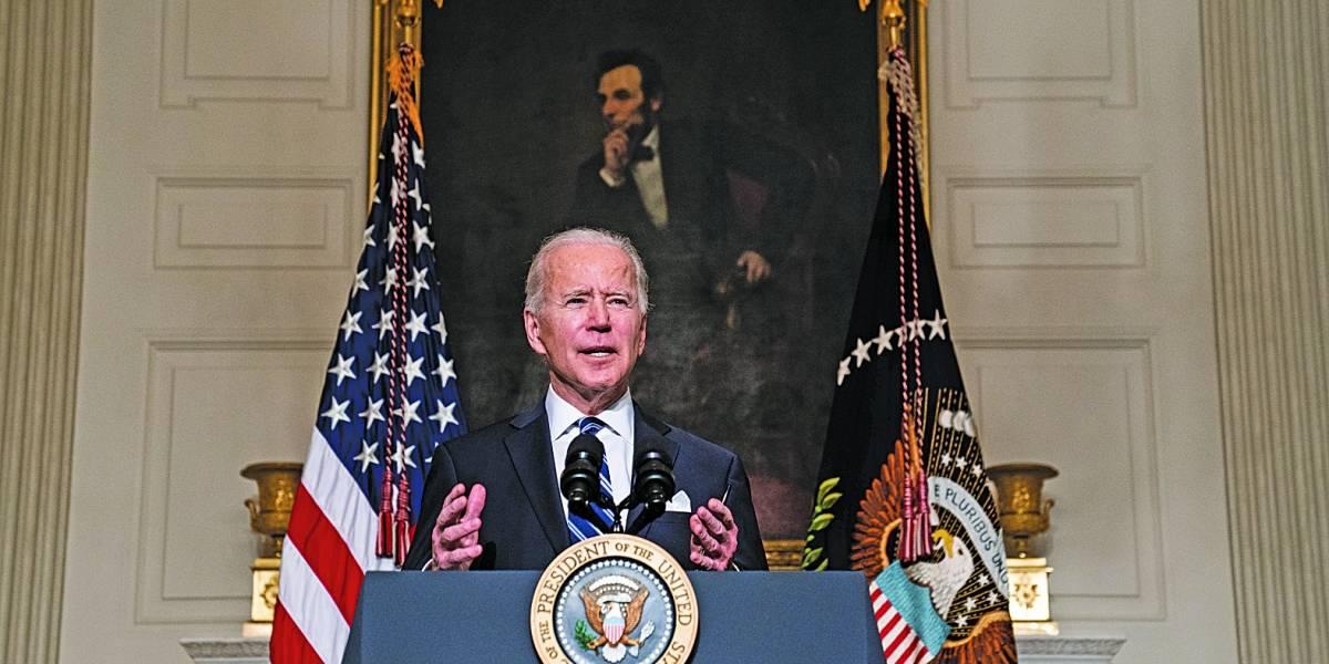 Pacote ambiental de Biden é guinada à gestão de Trump