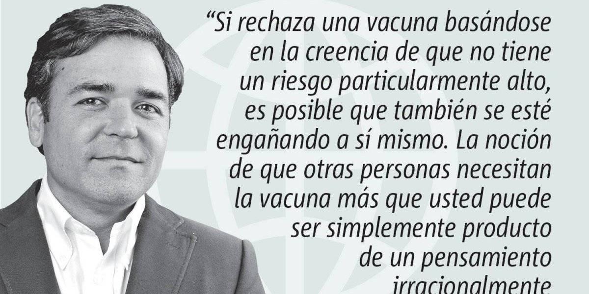 Opinión de Alejandro Figueroa: Si le ofrecen vacuna, póngasela