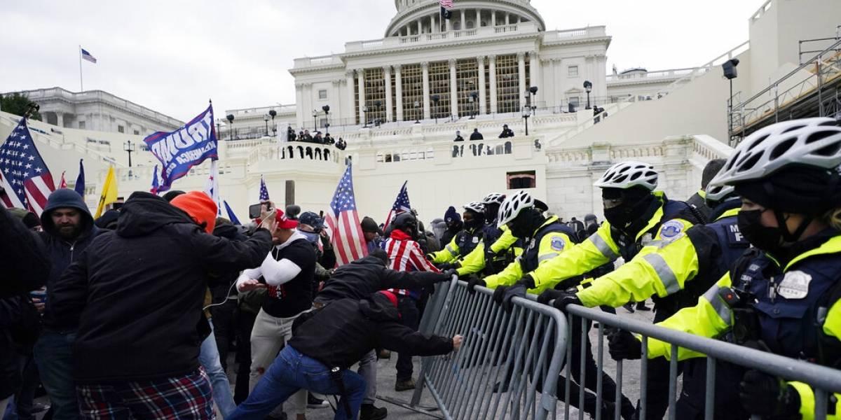 Arrestan en la Florida a puertorriqueño vinculado a insurrección en el Capitolio