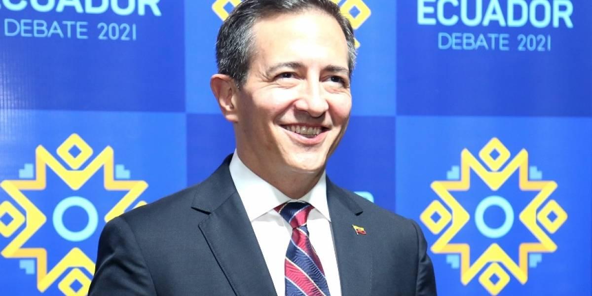 Elecciones 2021: Pedro José Freile declarará emergencia económica y aprovechará los recursos que provengan del petróleo