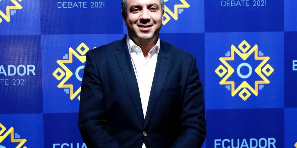 Elecciones 2021: Guillermo Celi plantea bajar el IVA a 8% e inyectar capital a emprendimientos