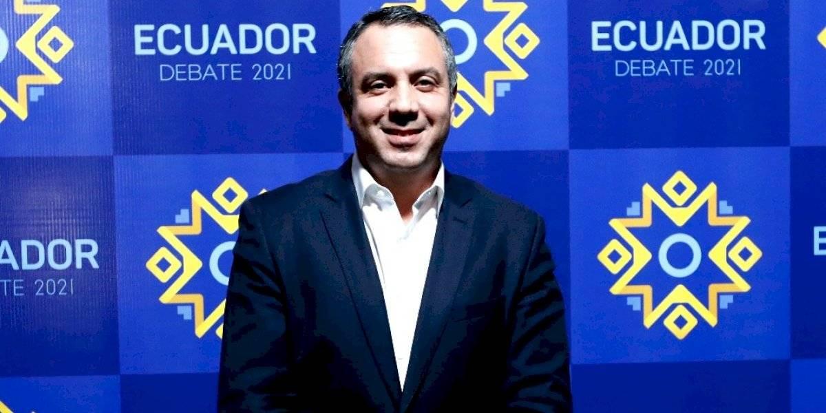 "Guillermo Celi anuncia apoyo a candidato que llegue ""a enfrentarse con el correísmo"""