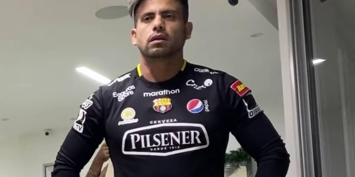 Barcelona SC despide a Efraín Ruales con este emotivo mensaje