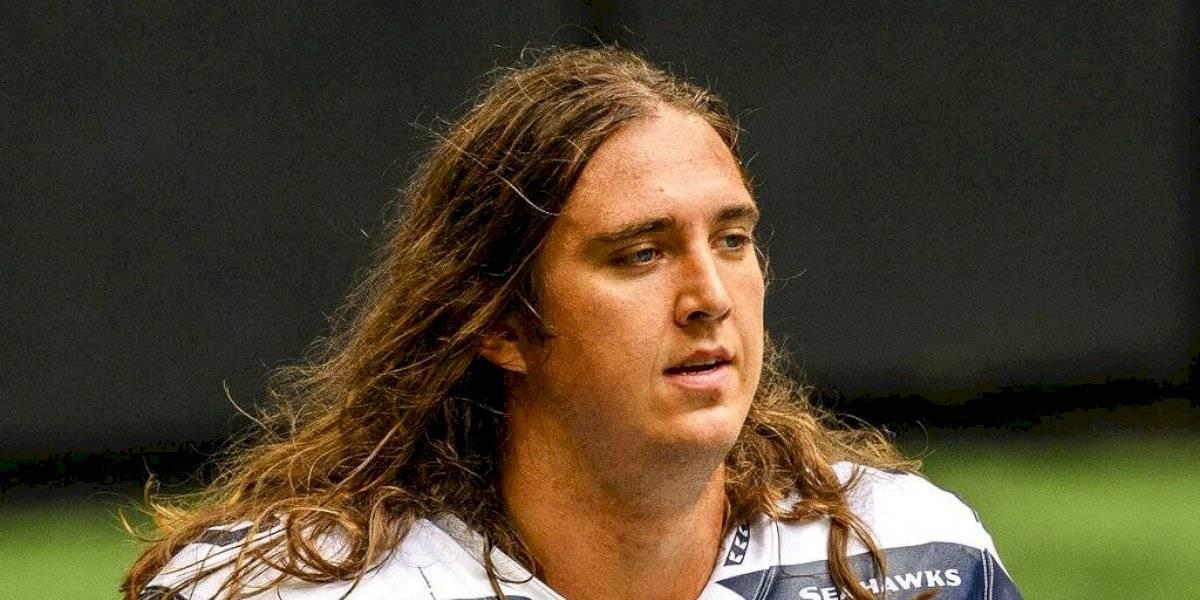 Jugador de la NFL fue arrestado por ahorcar a su novia
