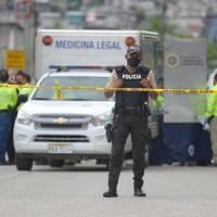 Fotos: Así fue la escena de crimen donde asesinaron a Efraín Ruales y esto fue lo que se encontró