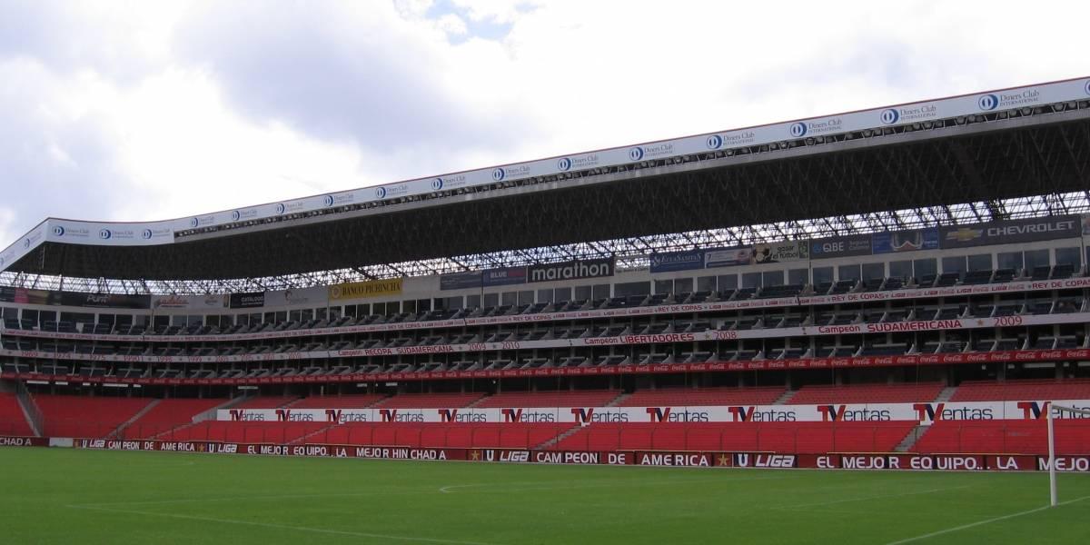 La final de la Sudamericana 2021 se podría jugar en el estadio de La Liga