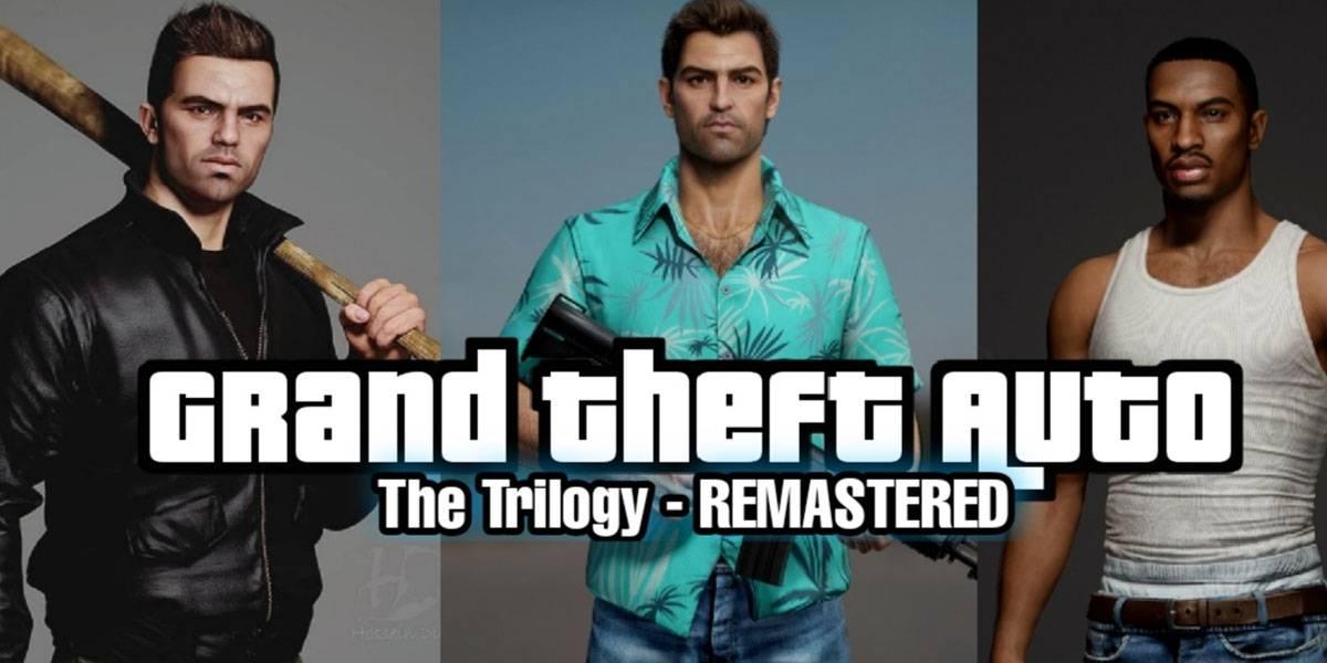 Grand Theft Auto San Andreas, GTA 3 y GTA Vice City tendrían un remaster de nueva generación