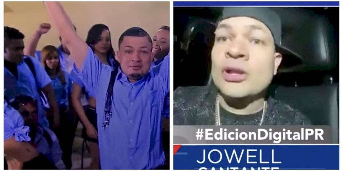 Jowell propone crear una escuela de música urbana en Ponce