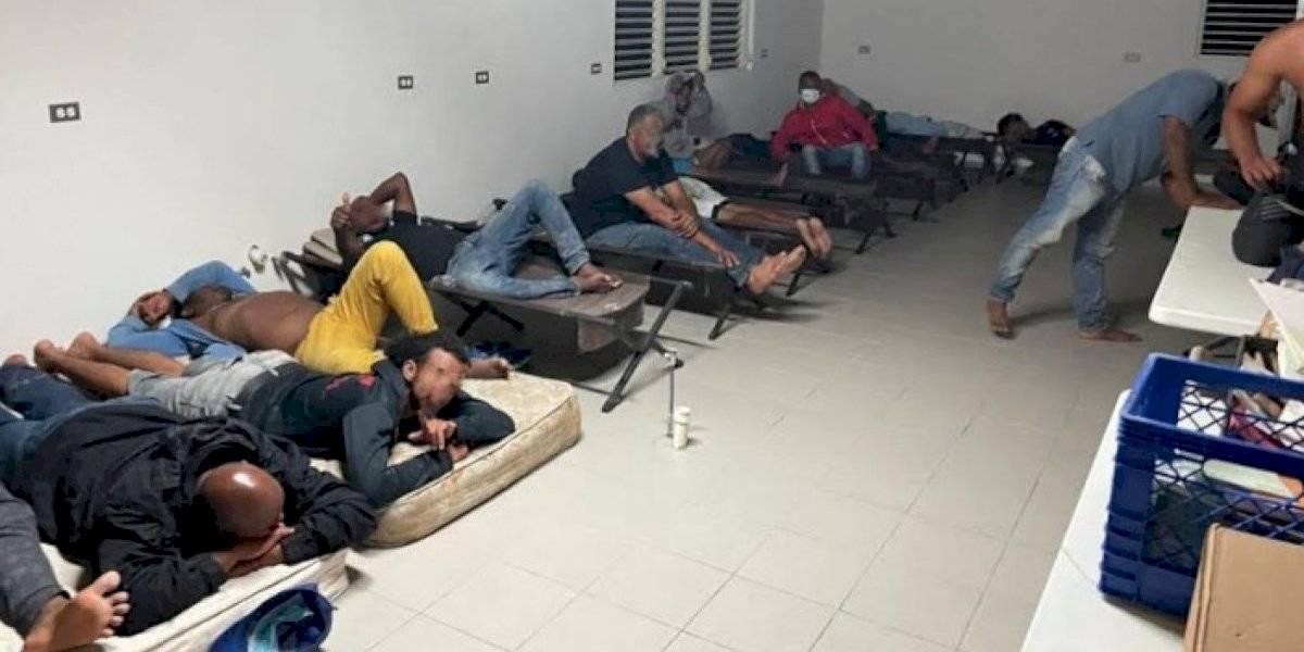 DRNA interviene con 24 indocumentados en Isla de Mona