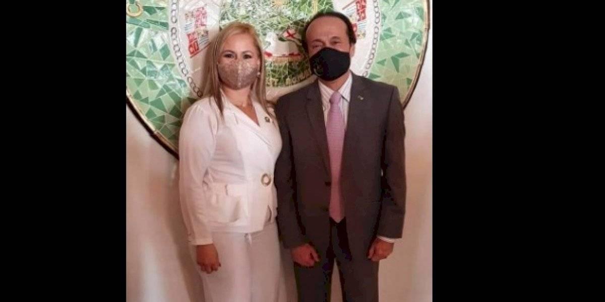 Exigen a representante Jocelyn Rodríguez publicar listado de nómina con sueldos de su oficina
