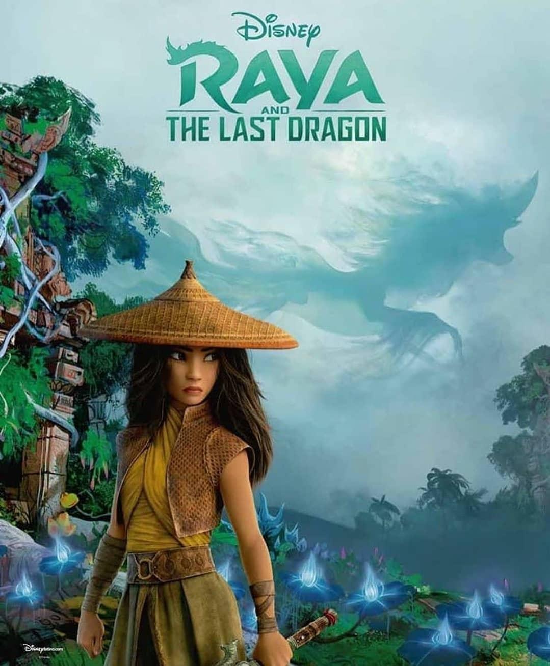 Raya y el último dragón Disney
