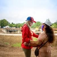 Prefectura del Guayas activó plan para atender emergencia por lluvias en Safando