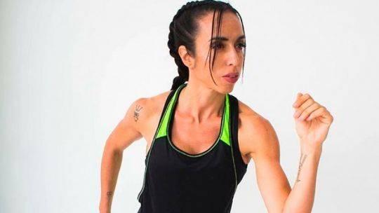 rutina de ejercicios cardio baile en casa