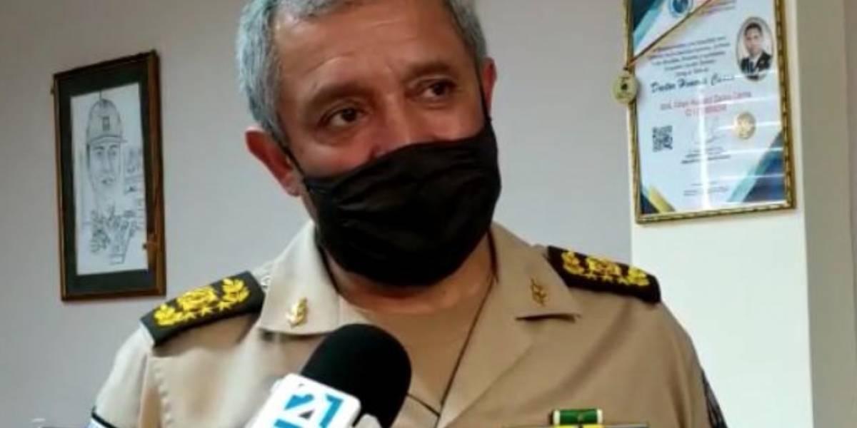 """Patricio Carrillo: """"estoy seguro que vamos a determinar las características de este caso (Efraín Ruales)"""""""