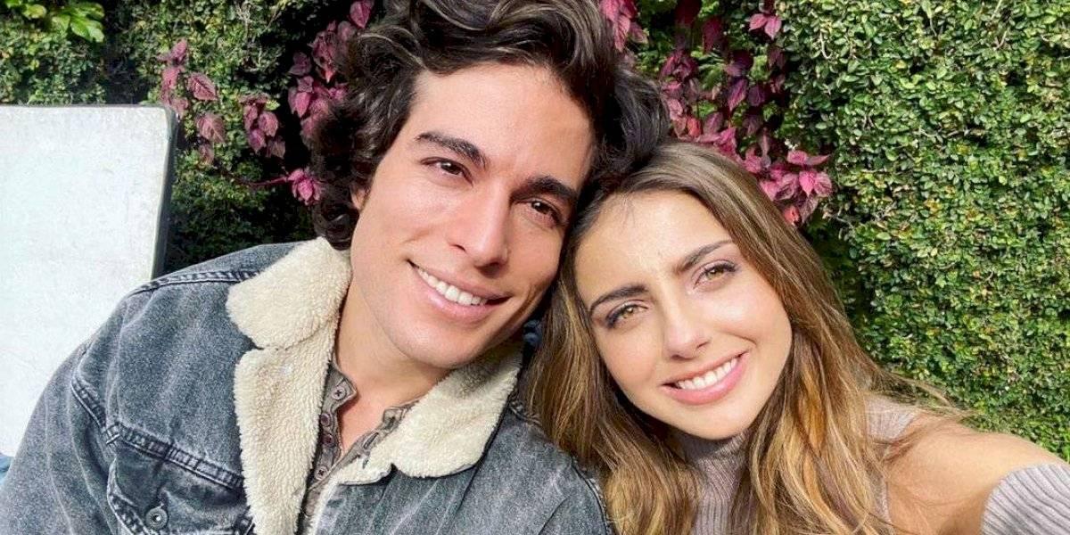 Danilo Carrera rompe con Michelle Renaud y Scarlet Gruber se pronuncia