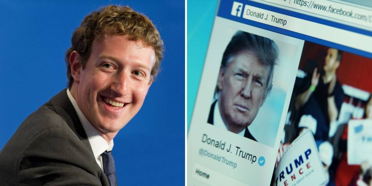 ¿Facebook regresa cuenta a Trump? Panel anula fallos por 'censura' de contenidos