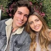 Michelle Renaud y Danilo Carrera aparecen juntos y hay rumores de reconciliación