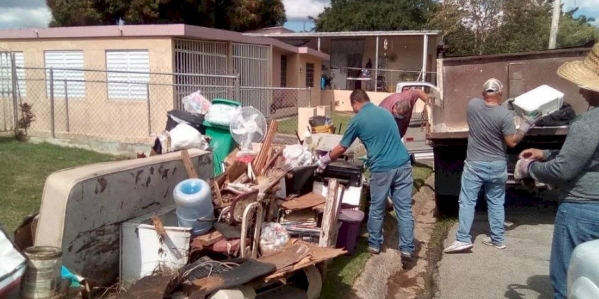 A todo vapor los trabajos de limpieza en el Municipio de San Germán