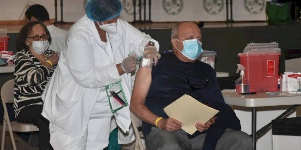 Listos centros de Guardia Nacional para vacunar Adultos Mayores 65 años o más