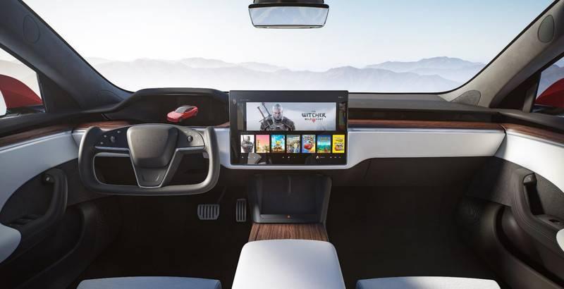El nuevo Tesla Model S