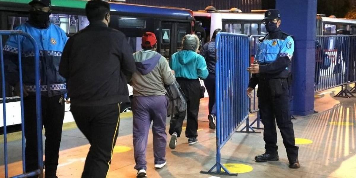 Quito: biarticulados no pueden transportar más de 150 personas en cada unidad