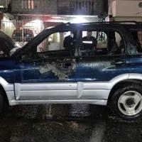 Encuentran vehículo sospechoso de participar en el asesinato de Efraín Ruales