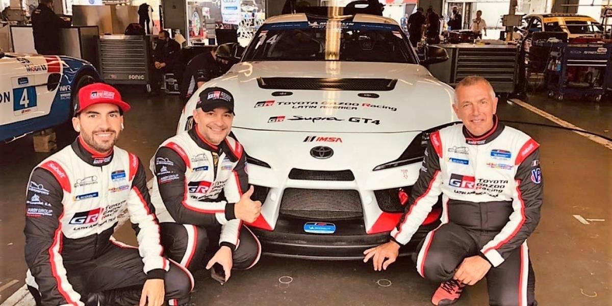 TOYOTA GAZOO Racing Latinoamérica debuta en IMSA