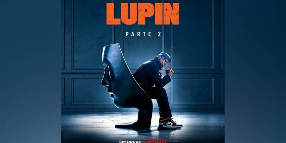 Para delírio dos fãs: Netflix anuncia a segunda temporada de 'Lupin'
