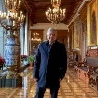 Voy a salir bien gracias al Creador y a la ciencia, afirma López Obrador