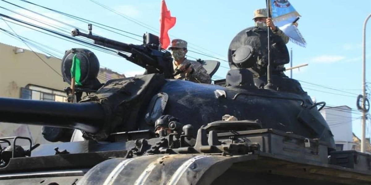 Amnistía Internacional urge el retiro de militares en las frontera de de Perú con Ecuador