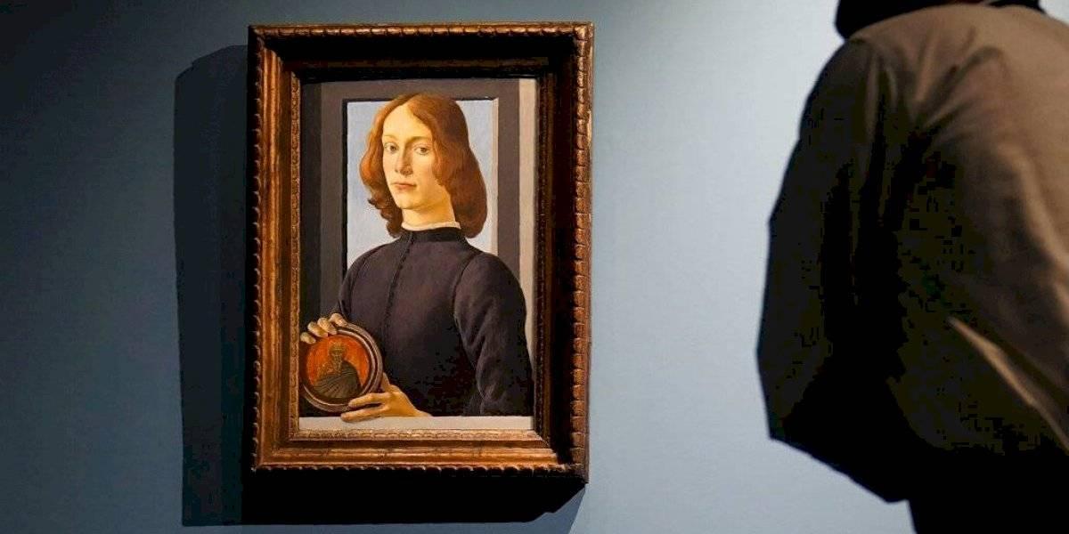 Subastan obra de Sandro Botticelli por $92 millones