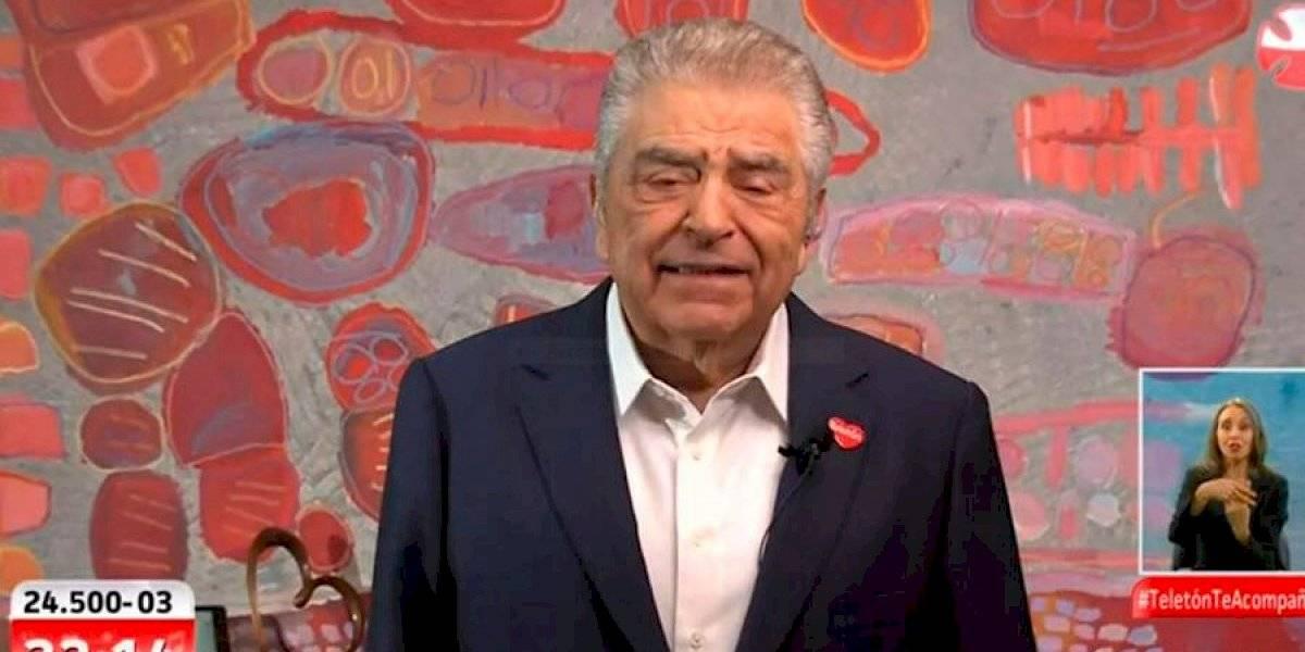 Don Francisco volverá a la televisión con programa internacional después de dos años