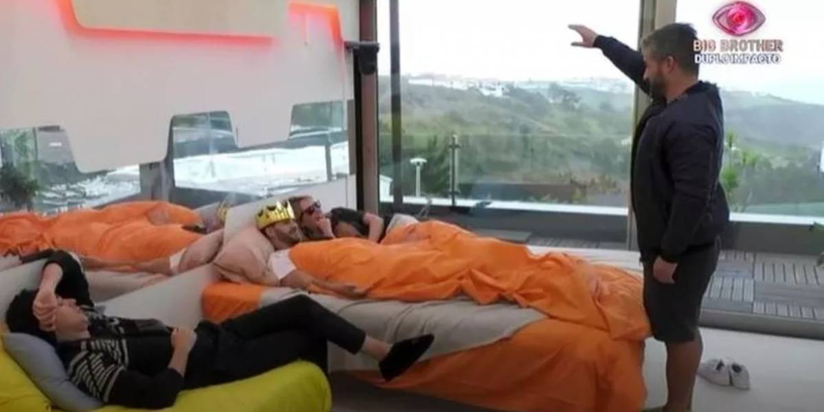 Vídeo: participante do 'Big Brother' de Portugal faz saudações nazistas e é expulso do programa ao vivo