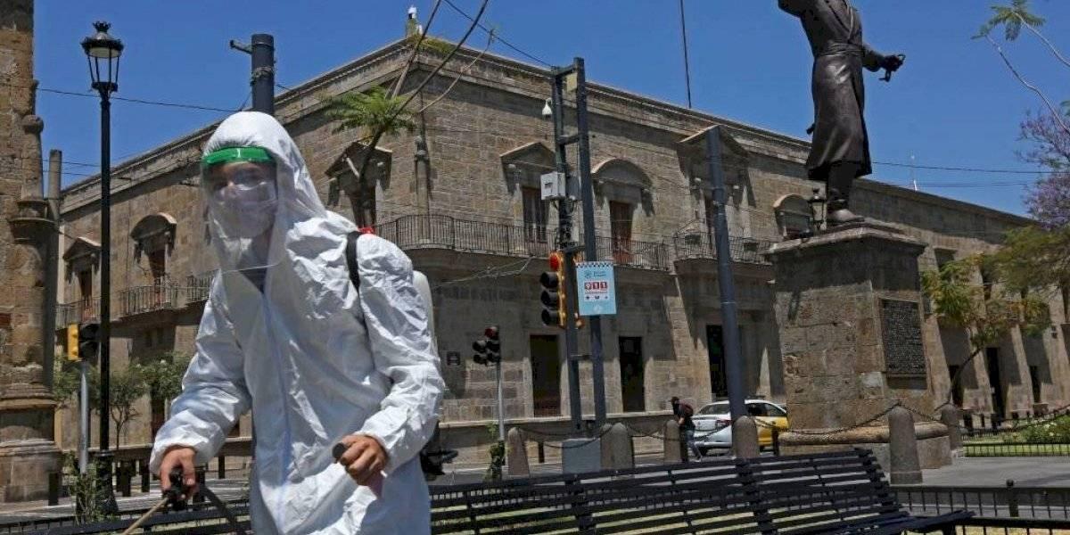 Identifican 4 posibles casos de variante brasileña del Covid-19 en Jalisco