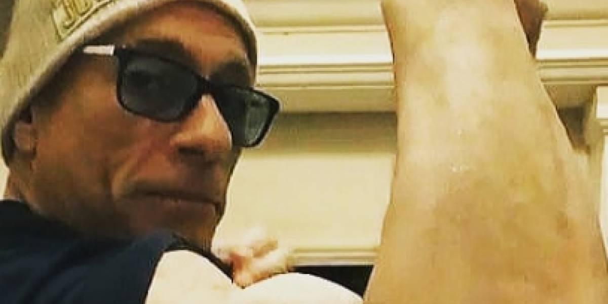 Jean Claude Van Damme hace análisis de Cobra Kai y se confiesa fan de esta historia