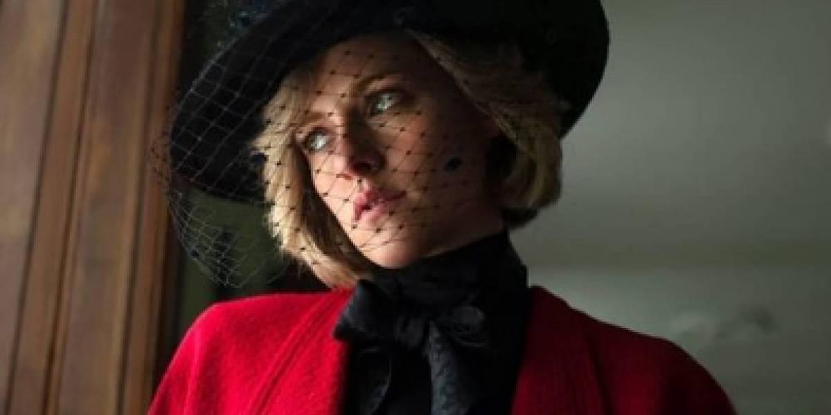 Kristen Stewart impacta con su gran parecido a Diana de Gales