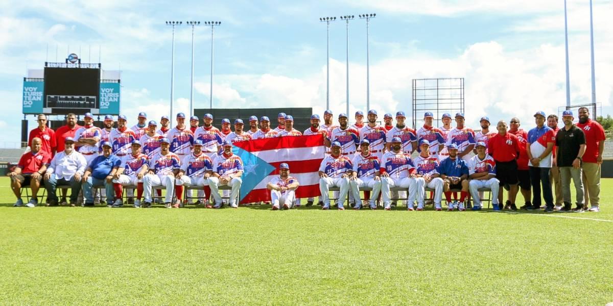 La LBPRC presenta el uniforme oficial de la Serie del Caribe 2021