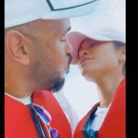 Raphy Pina y Natti Natasha ya se demuestran amor en público