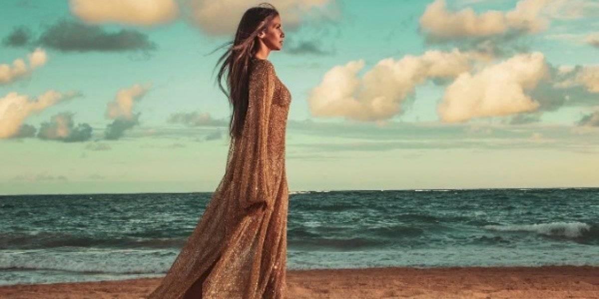 Alba Reyes resulta víctima de robo en playa de Isabela