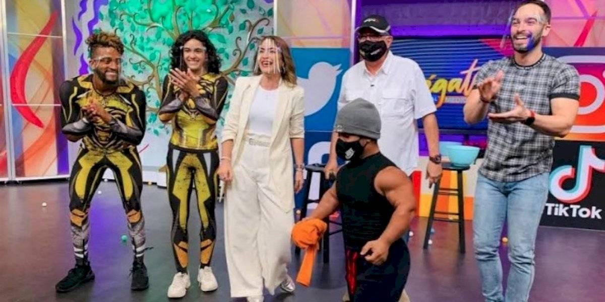 """Sunshine Logroño forma equipo para competir en """"Guerreros"""""""