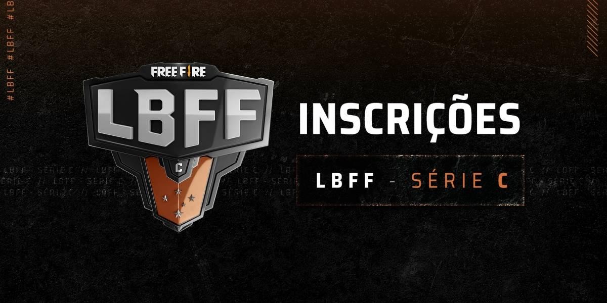 Free Fire: inscrições para a Série C da LBFF começam nesta sexta-feira (29)