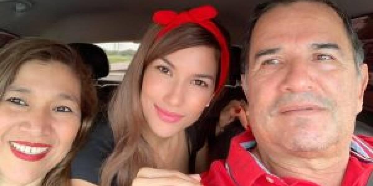 """Padre de Alejandra Jaramillo: """"Espero que estas atrocidades no continúen"""""""