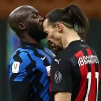 Ibrahimovic y Lukaku, suspendidos por la Serie A tras pleito