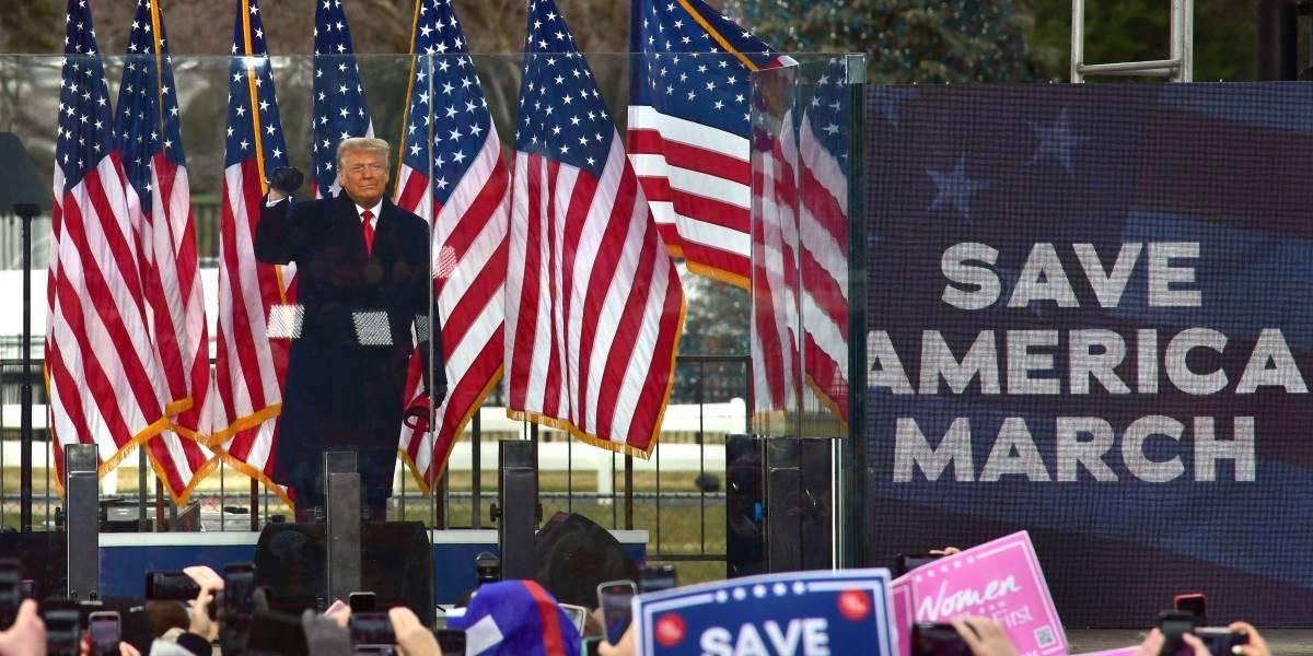 EEUU.- Los republicanos y Trump recaudaron más de 70 millones online en su disputa sin pruebas del resultado electoral