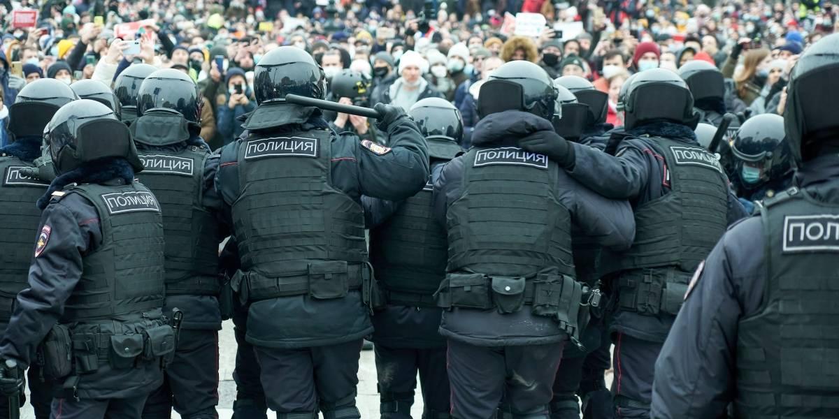 Rusia.- Simpatizantes de Navalni saldrán este domingo a las calles en un nuevo pulso contra el Kremlin