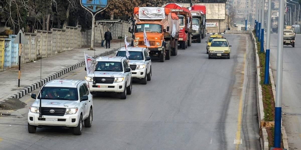 Siria.- Al menos cinco muertos y 14 heridos por la explosión de un coche bomba en la localidad siria de Afrin